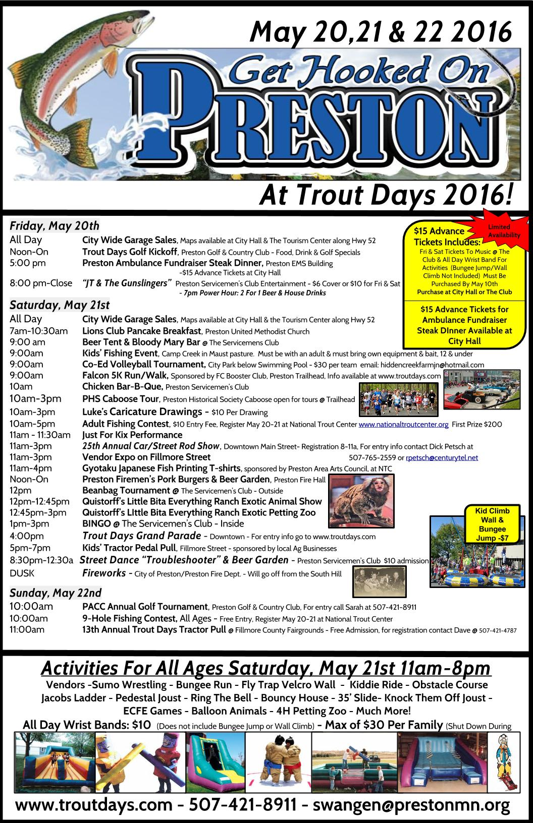 Trout Days Poster (1)