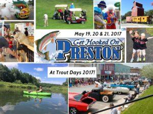 Preston, Minnesota - Preston Trout Days