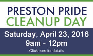 Preston Pride Clean Up Day