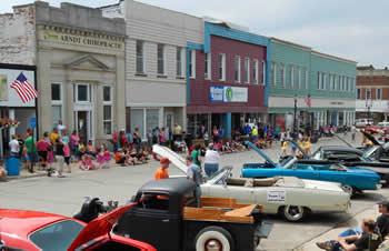 downtown-car-show