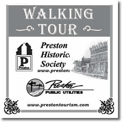 Preston, Minnesota - Trout Capital of Minnesota - Historic Downtown Walking Tour