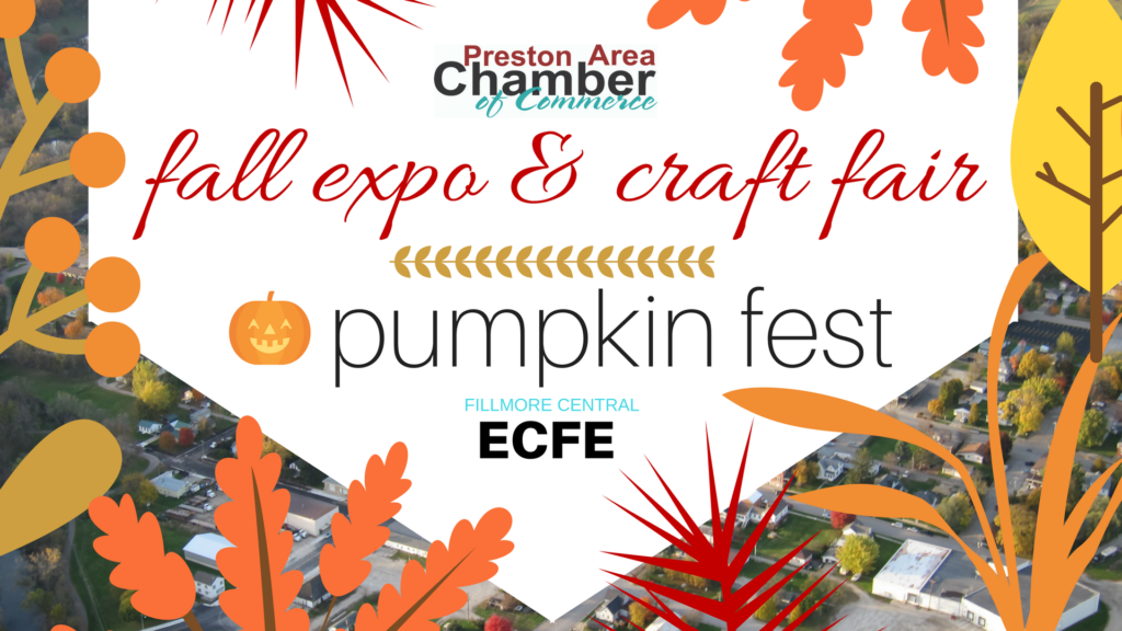 Preston's Fall Expo & Craft Fair | Pumpkin Fest @ Fillmore Central School | Preston | Minnesota | United States