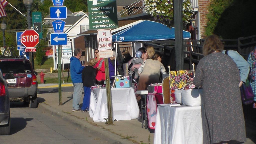 Farmer's and Craft Market @ Fillmore Street, Preston MN