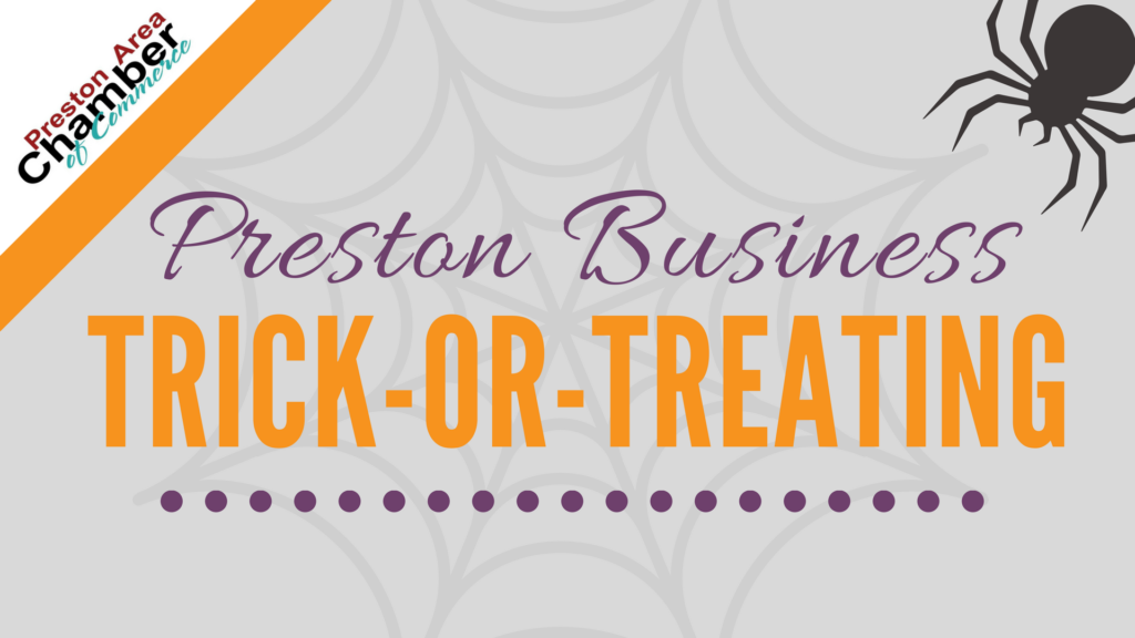 Preston Business Trick-Or-Treating