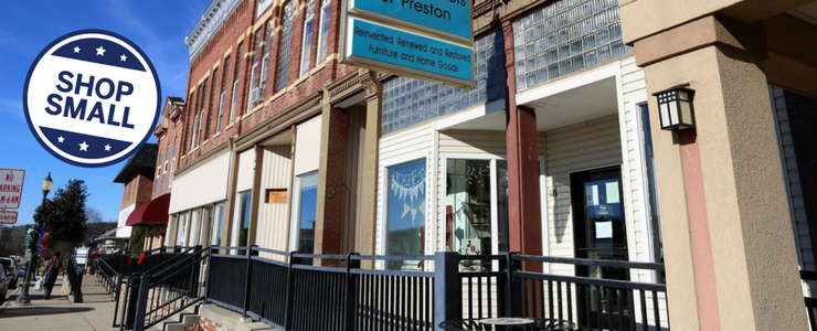 Preston Tourism and Chamber – Business Resources & EDA