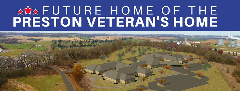 Preston Veterans Home Community Meeting - Design Plans @ Preston Servicemen's Club | Preston | Minnesota | United States
