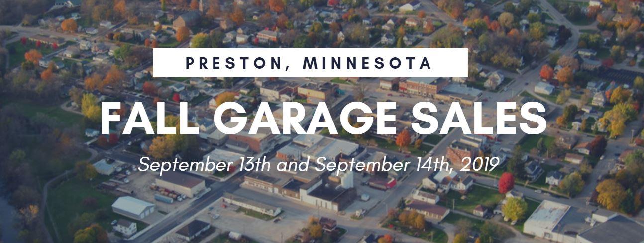 Fall City-Wide Garage Sales