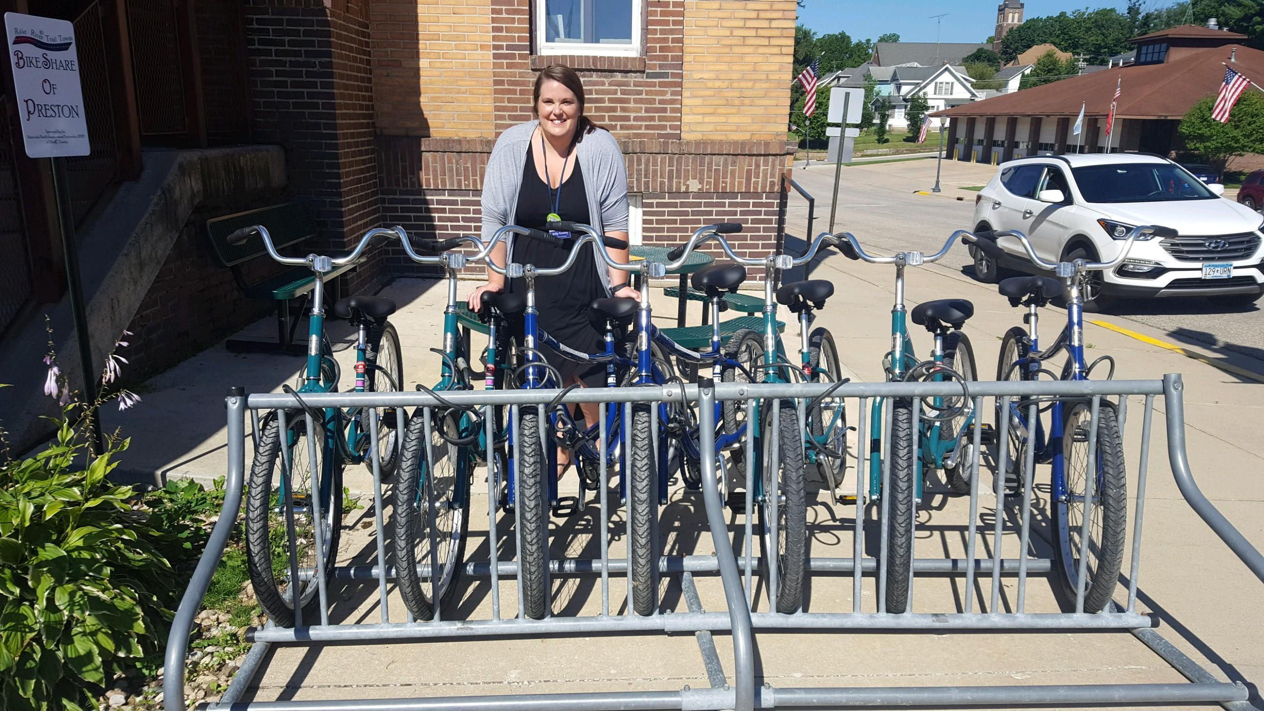 Explore Preston   Preston Bike Share