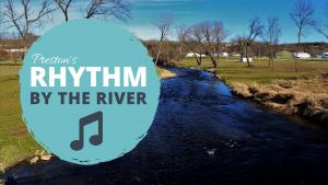 Rhythm By The River (July 9th CANCELLED) @ Trailhead Park