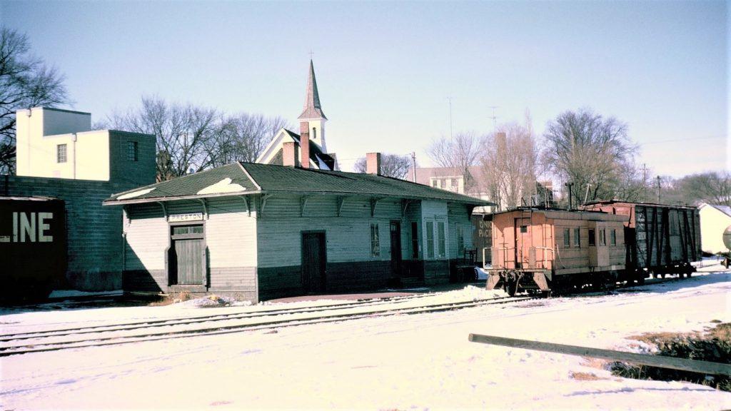 Preston Railroad Interpretive Sign Dedication @ Trailhead Park