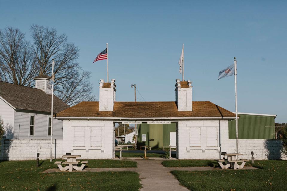 WWI Memorial Entrance Celebration @ Fillmore County Fairgrounds