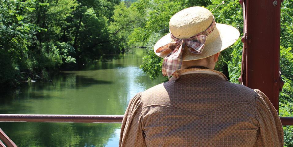 Women of Forestville Tour @ Historic Forestville