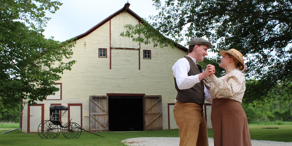 Light of the Lantern Barn Dance @ Historic Forestville