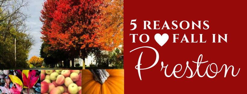 5 Reasons to Love Fall In Preston, Bluff Country, Southeast Minnesota