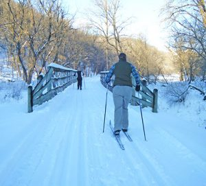 Root River Trail Towns - Cross Country Skiing on the State Trails
