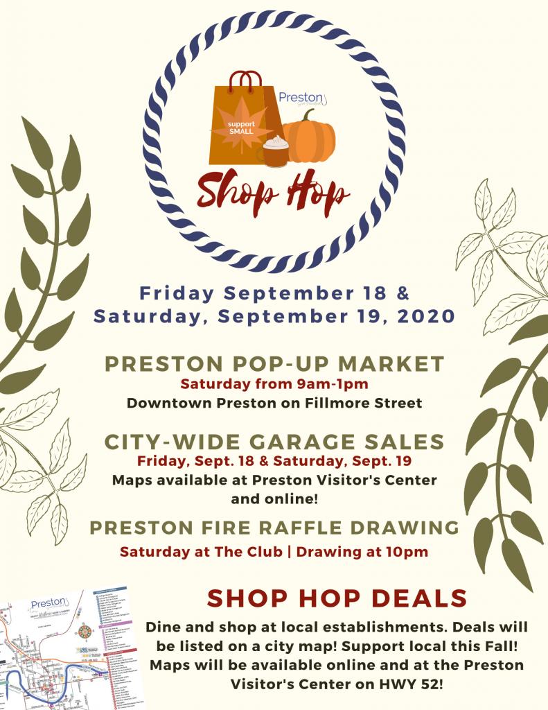 Fall Shop Hop
