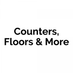 Counters, Floors & More