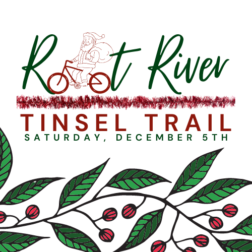 Root River Tinsel Trail @ All along the Root River Trail Towns!
