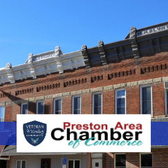 Preston Area Chamber of Commerce Monthly Meeting
